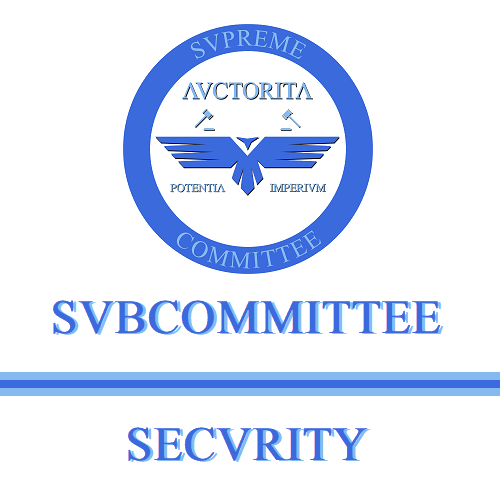 Subcommittee on Security for the Supreme Committee of the Nobility International